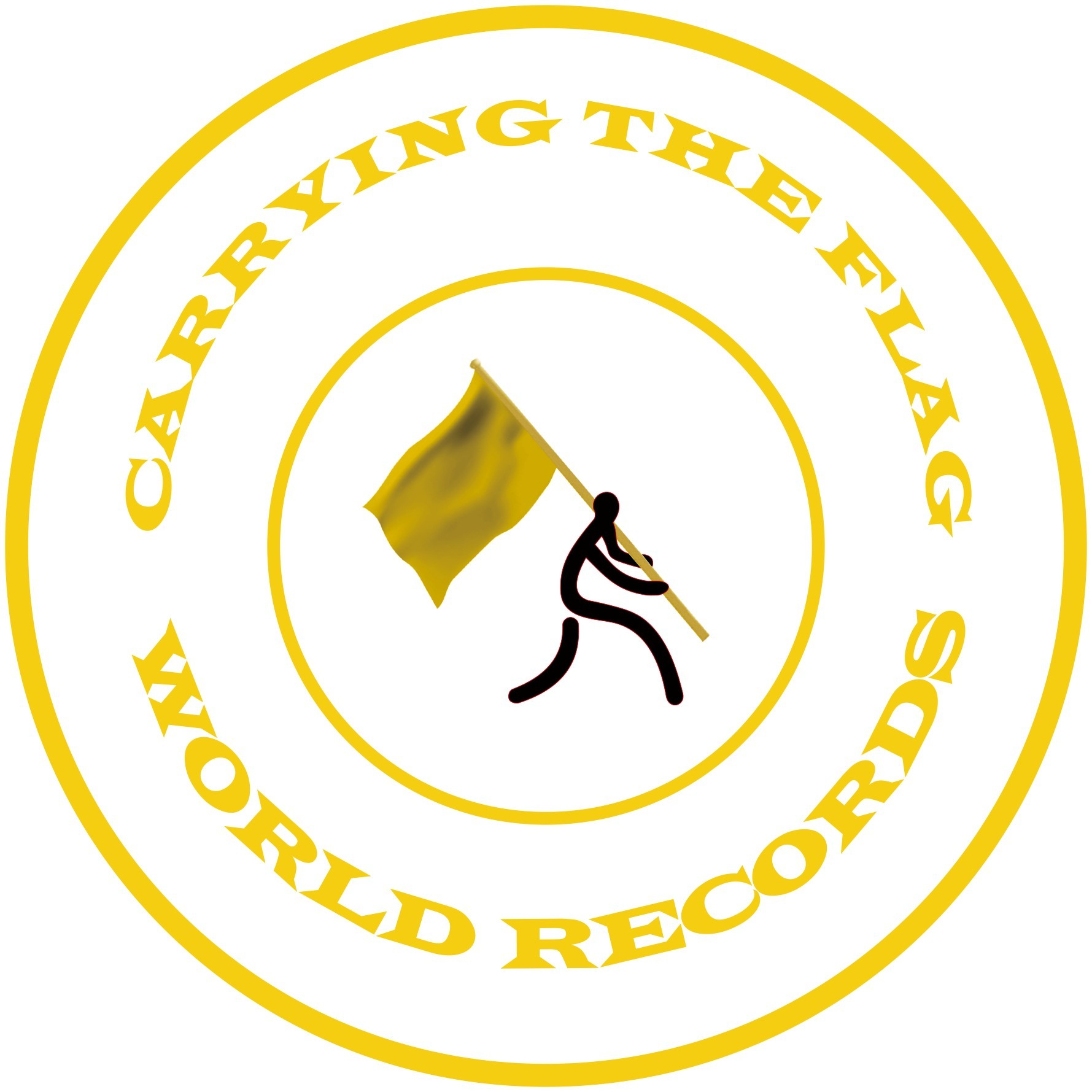 Carrying The Flag World Record Copyright Certificate: Guo Zuo Deng Zi-2017-F- 00439953